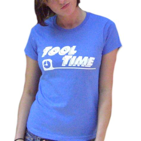 tool time t shirt home improvement heidi tim al new ebay