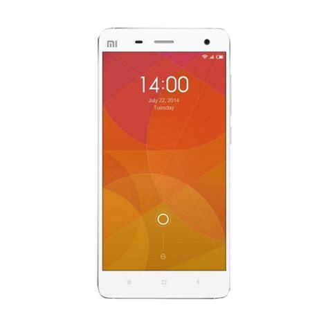 blibli xiaomi mi4 jual xiaomi mi4 3g smartphone putih 3 gb 16 gb online