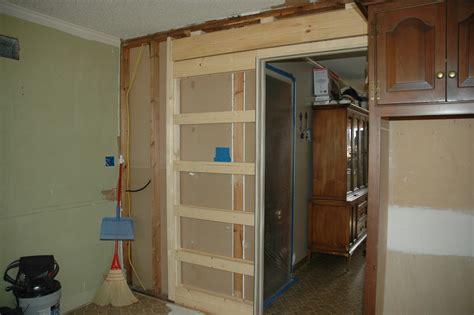 Pocket Door Framing by Pocket Door Frame Ravelsher Flickr