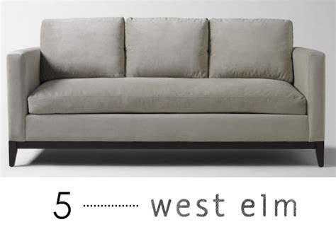 west elm clark sofa clark sofa west elm review images