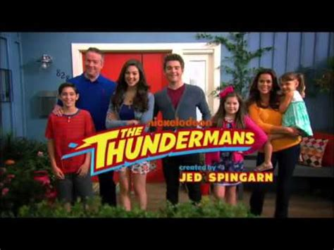 theme music youtube the thundermans karaoke verson theme song youtube