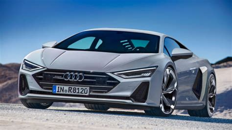 Neue Audi R8 by Video Audi R8 Autobild De