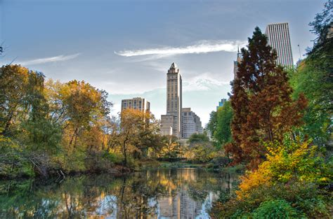 Central Park, New York: One of the World's Most Famous