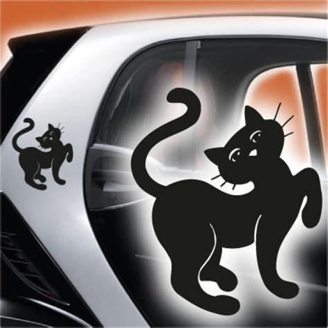 Thermomix Aufkleber Katze by Aa044 Auto Aufkleber Katzen Katze 2er Set Sticker