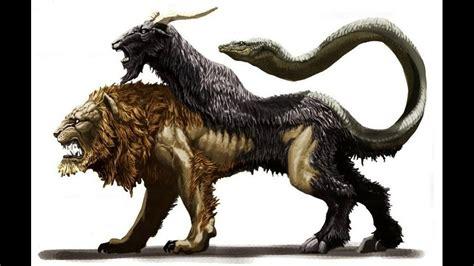 imagenes mitologicas top 10 criaturas de la mitolog 237 a griega youtube