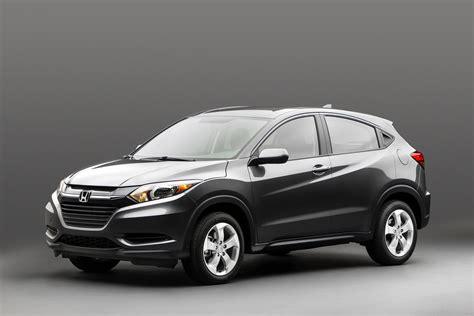 Spion Honda New Hrv 2015 honda hr v details on new compact crossover