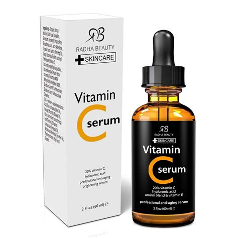 Serum Vit C Lbc vitamin c serum radha