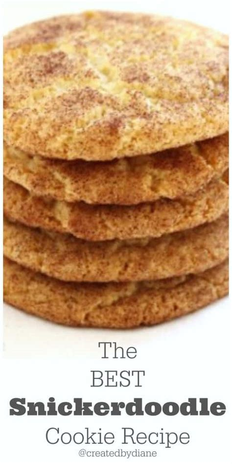 Forget The Snickerdoodle A Snickers Cookie Instead by Snickerdoodle Cookie Recipe Created By Diane