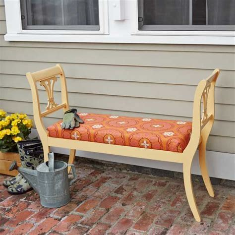 bench out of chairs 96 best images about benches on pinterest outdoor