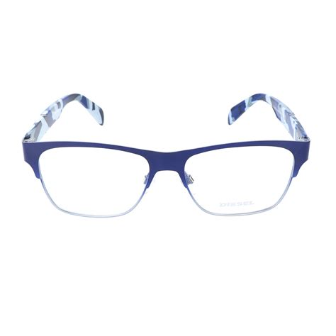 fremont optical frame blue diesel optical touch of
