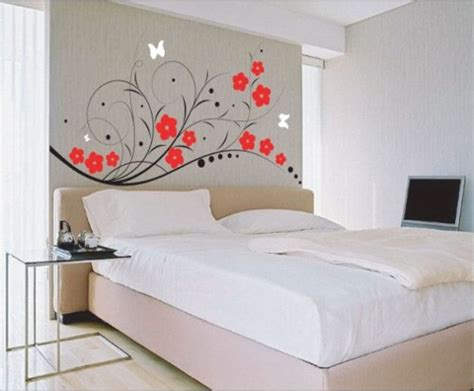 ideas to decorate a bedroom wall how to decorate your room walls with inexpensive things