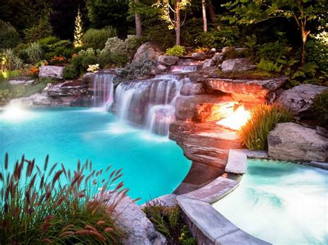 cool pool designs ideas cool landscaping ideas for pools with beautiful