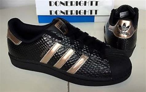black and gold adidas sneakers shoes adidas adidas shoes adidas superstars gold