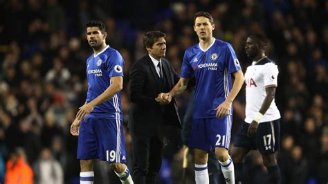 Spurs Win Longoria Is Happy by Conte Credits Spurs Happy With Chelsea Effort But Win Or