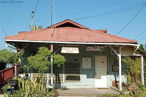 Kailua Kona Post Office holualoa
