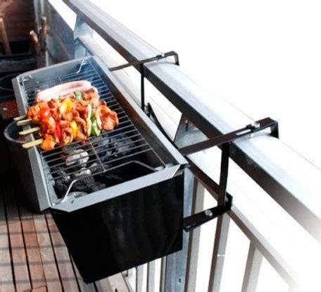 barbecue terrazzo barbacoas baratas para balcones y jardines decorar hogar
