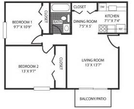 home plan design 700 sq ft 2 bed 1 bath 700 sq ft aspen chase apartments apartments in ypsilanti michigan mckinley