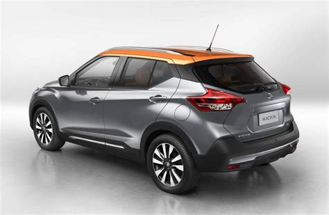 Nissan Kicks Production Version Revealed New Global