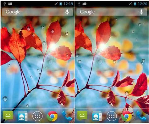 imagenes que se mueven para pc 12 live wallpapers para android dale vida a tu pantalla