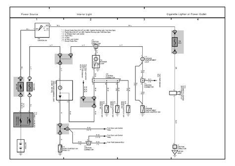 service manuals schematics 2006 toyota corolla interior lighting service manual service manuals schematics 2002 toyota corolla interior lighting toyota 4 0