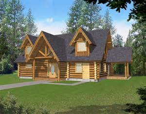 Log Home Styles by 2150 Sq Ft Modern Log Home Style Log Cabin Home Log Design