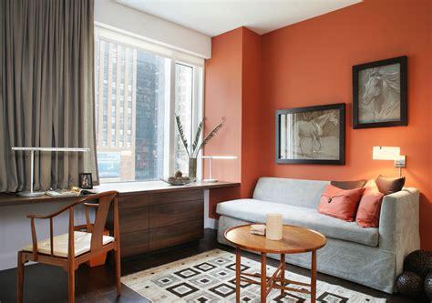 orange living room designs decorating ideas design