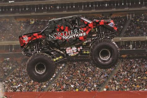 monster truck jam toronto this weekend there is going to be a new monster in town