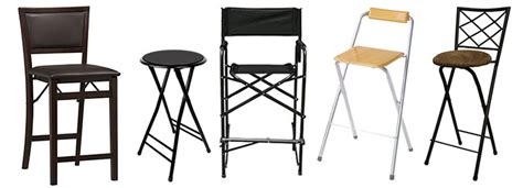 folding bar height table and chairs counter height folding chairs and foldable bar stools