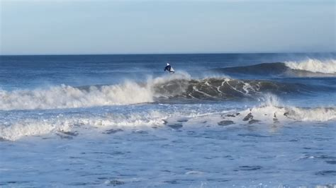 Winter Outer winter surf on the outer banks hibbets net