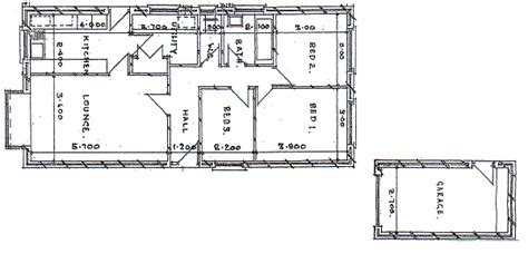 bungalow floor plans uk house plans bungalows uk home design and style