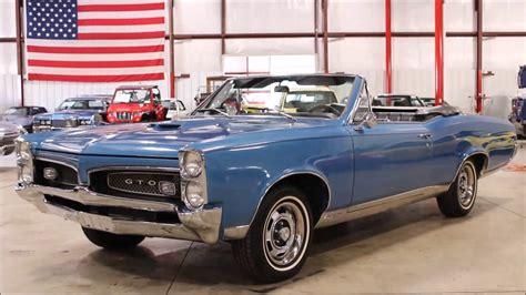 Pontiac Blue by 1967 Pontiac Gto Blue