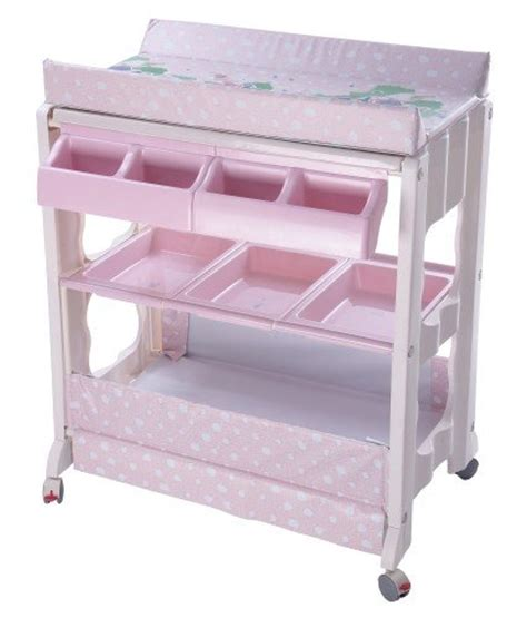 Changing Table Bath Bb070 Baby Changing Table With Bath Tub Wheels Buy Baby Changing Table Baby Dressing Table