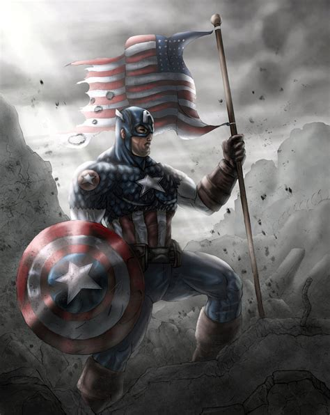 captain america wallpaper deviantart captain america colored by vic55b on deviantart
