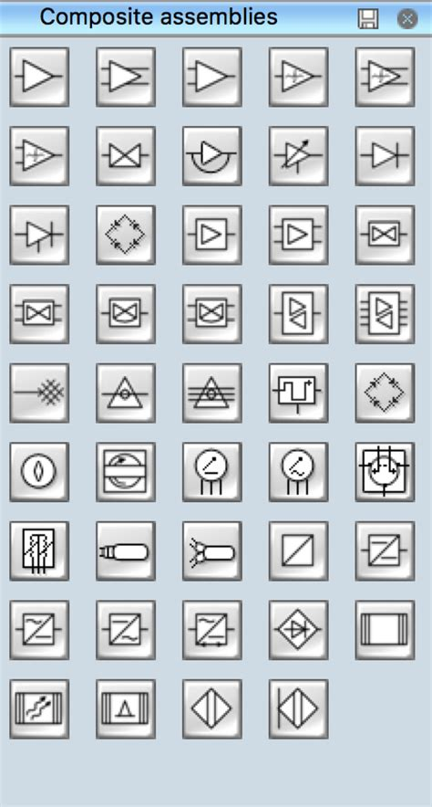 electrical symbols electrical schematic symbols