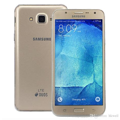 g samsung j7 refurbished samsung j7 j700f 4g lte cell phones with 5 5inch 32g rom 2g ram 13 0mp gsm unlocked