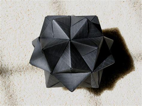 Sphere Origami - origami