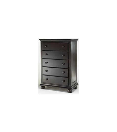 Espresso Nursery Dresser by Item 261v2610v2641e