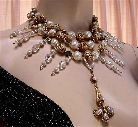 celebrity vintage costume jewelry annie sherman designer jewelry goes hollywood celebrity