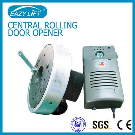 electric roll up shutter door gear rolling door opener