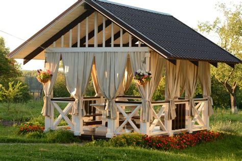 Pavillon Einrichten by 44 Atemberaubende Gartenh 252 Tten Bauen Und Einrichten