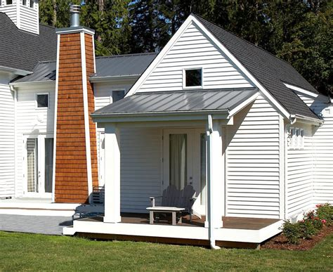 Shingle Gable Roof Metal Roof Ideas Garage Traditional With Three Car Garage
