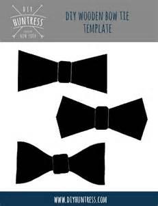bow tie template diy wooden bow ties diy huntress