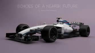 Williams Renault F1 Fan Designs A Realistic Future Williams F1 Car