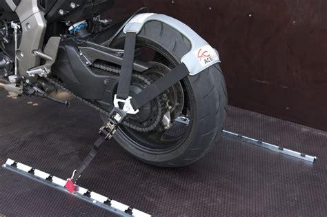 Motorradtransport Kaufabwicklung by Tyrefix Acebikes Motorrad Spanngurt F 252 R Anh 228 Nger Transport