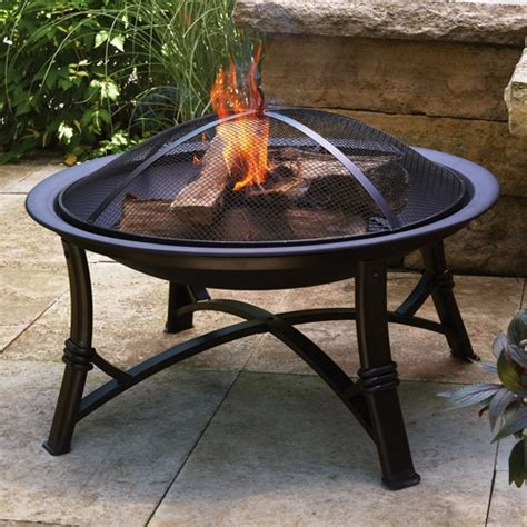 garden firepits better homes and gardens 30 pit upc 728649723370