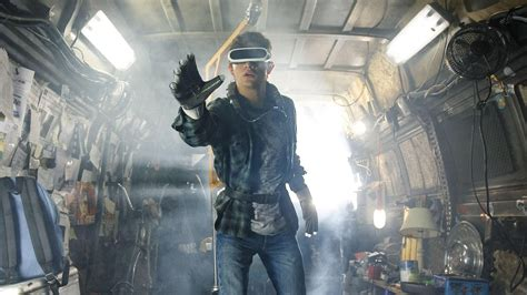 biography of film ready ready player one review spielberg throwback lacks depth
