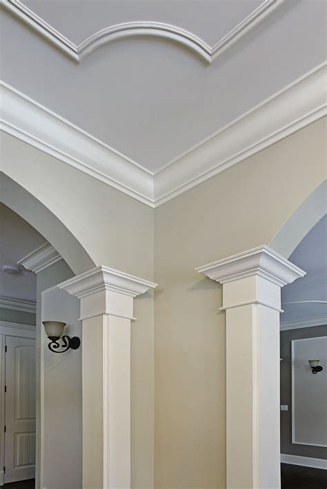 ceiling molding design crown molding those finishing touches