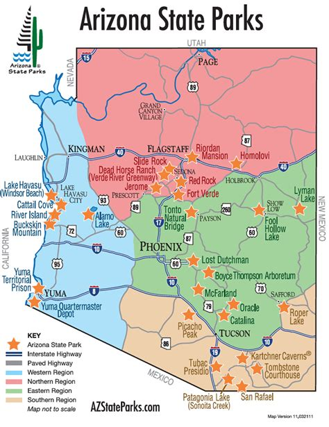 state parks in map az state parks considers consolidating concession contracts