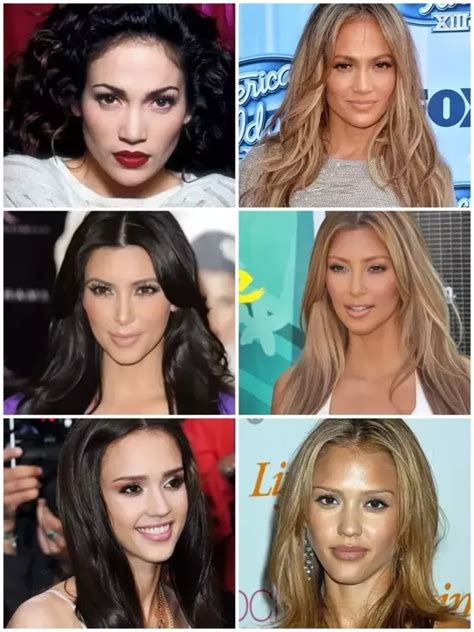 what colors make you look do lighter hair shades make your skin look lighter or