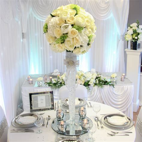 Large Wedding Flowers by Large Centrepieces Beyond Expectations